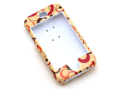Snap On Faceplate Case for Apple iPhone (Koosh)