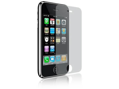 Apple iPhone 3G Anti-Glare Screen Protector