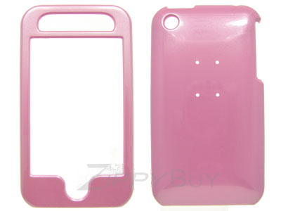 Apple iPhone 3G Hard Cover Case - Pink