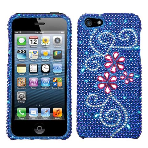 Enchant Crystal Rhinestones Bling Case for Apple iPhone 5