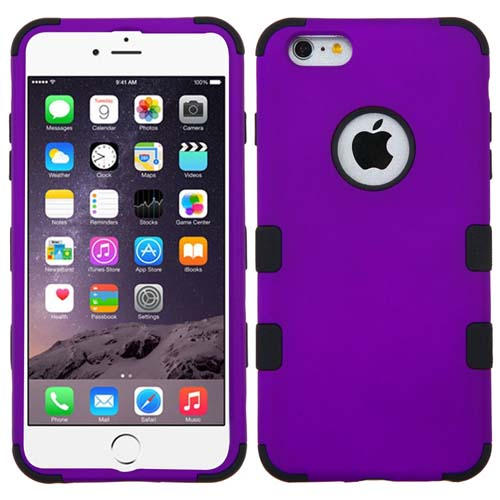 Purple Synergy Hybrid Case for Apple iPhone 6S Plus