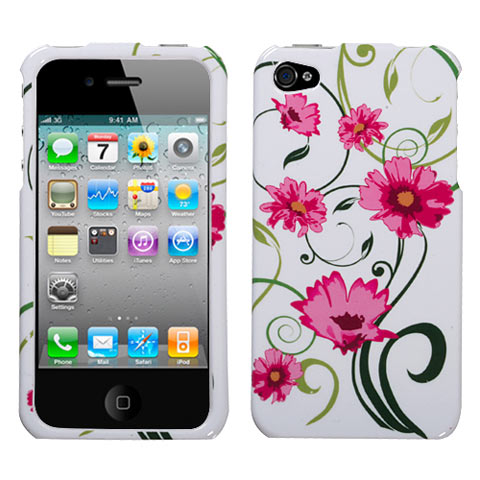 Daisy Hard Case for Apple iPhone 4S