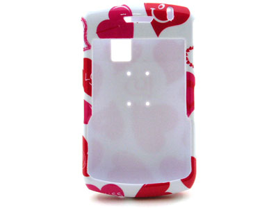 Blackberry Curve 8330 Snap On Faceplate Case (Sweethearts)