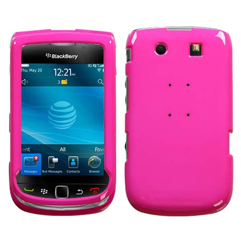 Pink Hard Case for Blackberry Torch