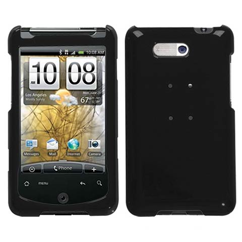 Piano Black Hard Case for HTC Aria