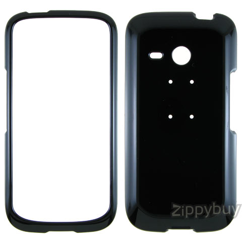 HTC Droid Eris Hard Cover Case - Black