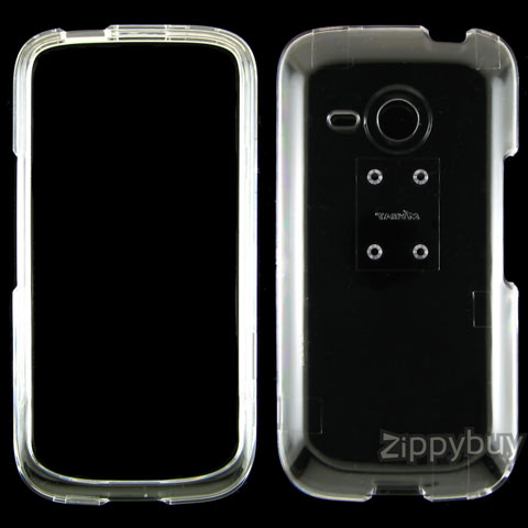 HTC Droid Eris Hard Cover Case - Clear