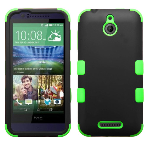 Green Synergy Hybrid Case for HTC Desire 510