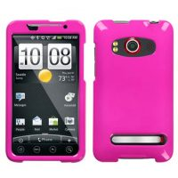 Pink Hard Case for HTC EVO 4G