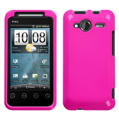 Pink Hard Case for HTC EVO Shift 4G