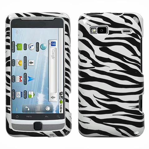 Zebra Hard Case for HTC G2