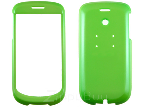 HTC myTouch 3G Hard Cover Case - Green