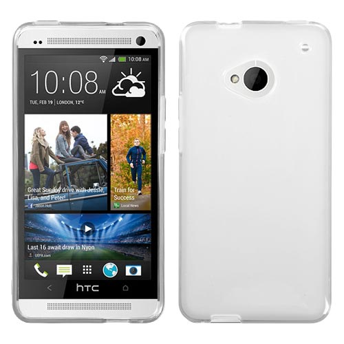 Frost TPU Case for HTC One