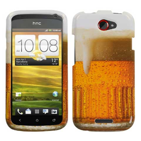 Beer Hard Case for HTC One S