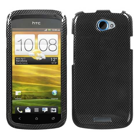 Carbon Fiber Hard Case for HTC One S
