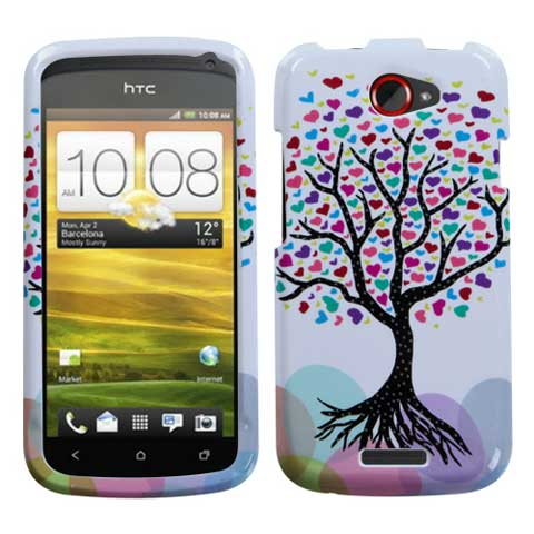 Love Tree Hard Case for HTC One S