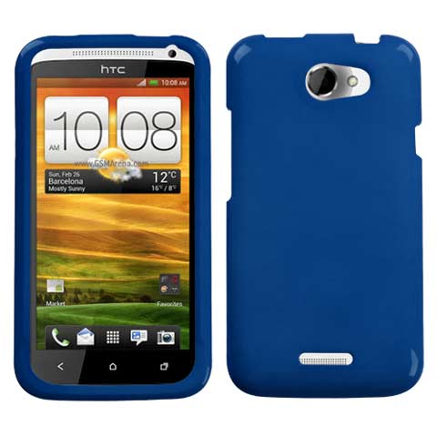 Blue Hard Case for HTC One X