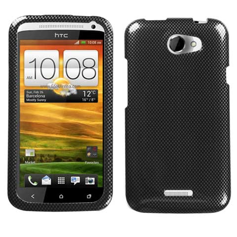 Carbon Fiber Hard Case for HTC One X