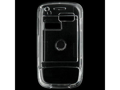 HTC TILT 8925  Snap On Faceplate Case (Clear)