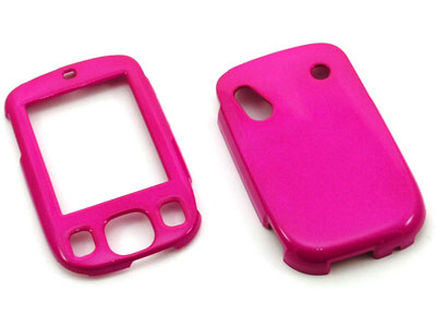 HTC Touch Snap On Faceplate Case (Hot Pink)