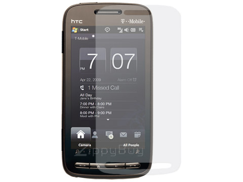 HTC Touch Pro 2 (T-Mobile) Anti-Glare Screen Protector
