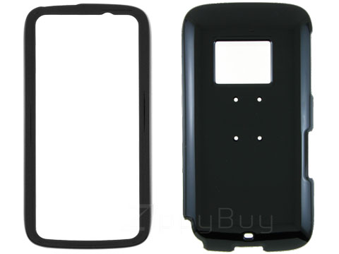 HTC Touch Pro 2 (T-Mobile) Hard Cover Case - Black