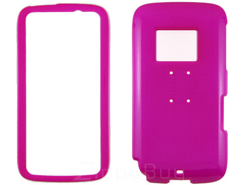 HTC Touch Pro 2 (T-Mobile) Hard Cover Case - Hot Pink