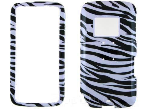 HTC Touch Pro 2 (T-Mobile) Hard Cover Case - Zebra