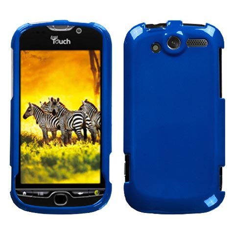 Blue Hard Case for HTC myTouch 4G