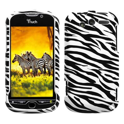 Zebra Hard Case for HTC myTouch 4G
