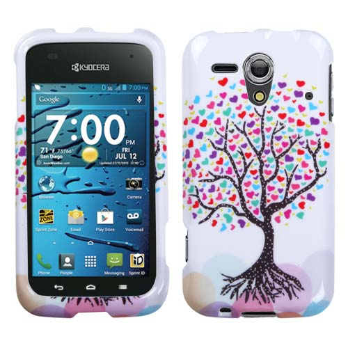 Love Tree Hard Case for Kyocera Hydro Edge