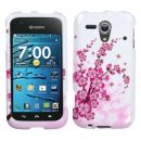 Pink Flowers Hard Case for Kyocera Hydro Edge