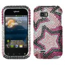 Superstar Crystal Rhinestones Bling Case for LG T-Mobile myTouch Q