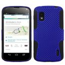 Blue Hybrid Astronoot Case for LG Nexus 4