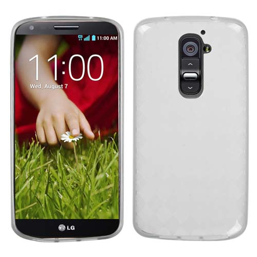 Frost Argyle TPU Cover for LG G2