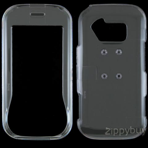 LG Neon GT365 Hard Cover Case - Clear