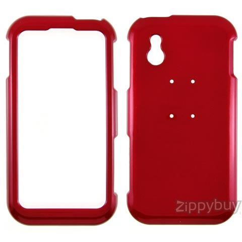 LG Arena Hard Cover Case - Red