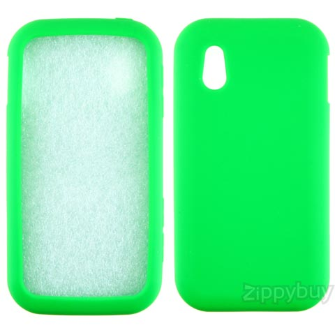 LG Arena Silicone Skin Cover - Green