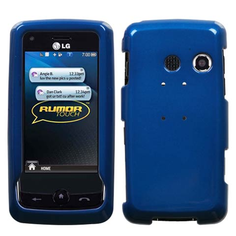 Blue Hard Case for LG Banter Touch