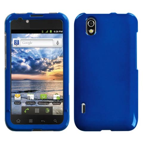 Blue Hard Case for LG Marquee