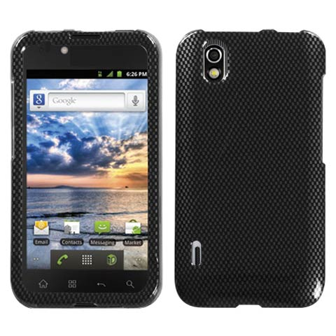Carbon Fiber Hard Case for LG Marquee