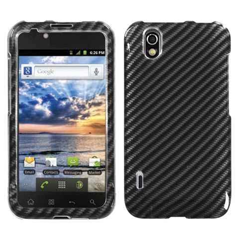 Carbon Fiber S2 Hard Case for LG Marquee