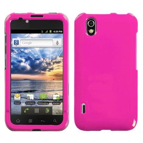 Pink Hard Case for LG Marquee