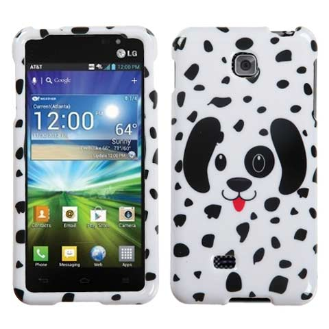 Puppy Dog Hard Case for LG Escape