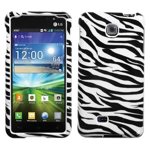 Zebra Hard Case for LG Escape