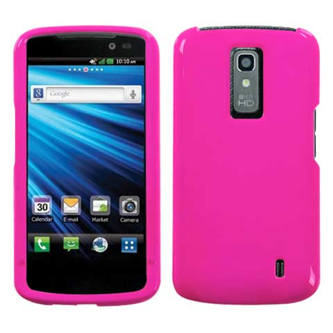 Pink Hard Case for LG Nitro HD