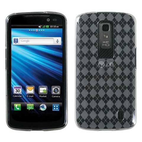 Frost Argyle TPU Case for LG Nitro HD