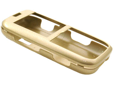 LG Rumor Snap On Faceplate Case (Gold)