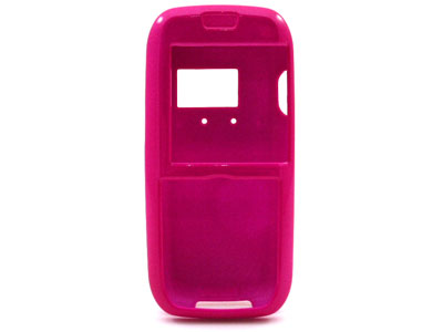 LG Rumor Snap On Faceplate Case (Hot Pink)