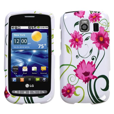 Daisy Flowers Hard Case for LG Vortex